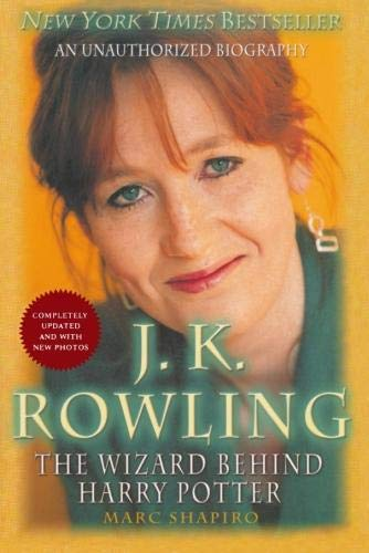 9780312325862: J. K. Rowling: The Wizard Behind Harry Potter