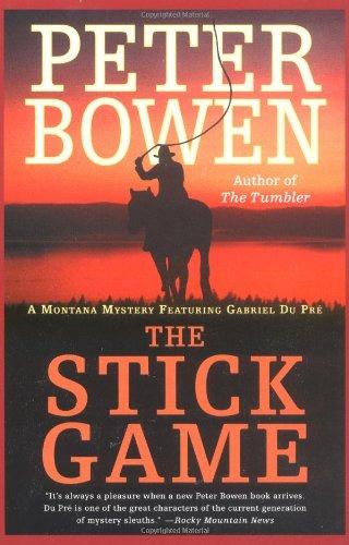 9780312326142: The Stick Game (Gabriel Du Pre Mystery)