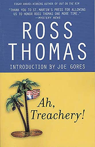 Ah, Treachery: Thomas, Ross