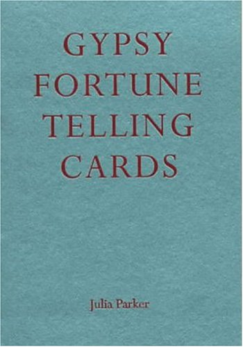 9780312327408: Gypsy Fortune Telling Cards [With 1 Deck of Cards]