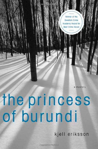 9780312327675: The Princess of Burundi (Ann Lindell Mysteries)