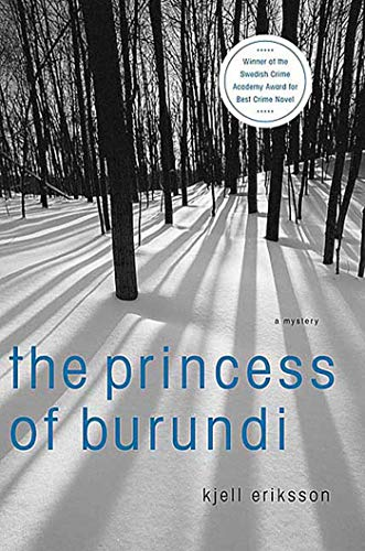 9780312327682: The Princess of Burundi (Ann Lindell Mysteries)