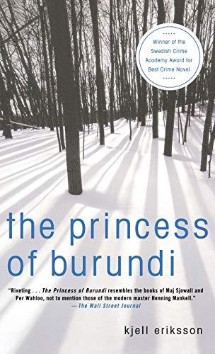 9780312327682: The Princess of Burundi: A Mystery (Ann Lindell Mysteries)