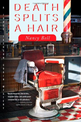 9780312327811: Death Splits a Hair (Judge Jackson Crain Mysteries)