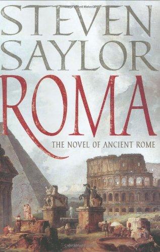 9780312328313: Roma: The Novel of Ancient Rome