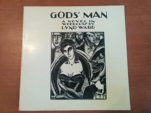 9780312331016: Gods' man : a novel in woodcuts