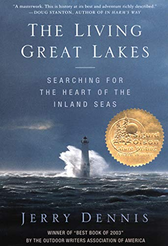 9780312331030: The Living Great Lakes: Searching for the Heart of the Inland Seas