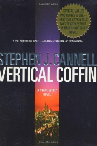 9780312331900: Vertical Coffin/The Tin Collectors (Two Novels in One - Shane Scully Novels)