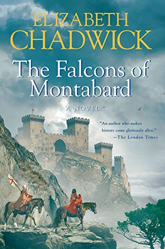 9780312332082: The Falcons of Montabard