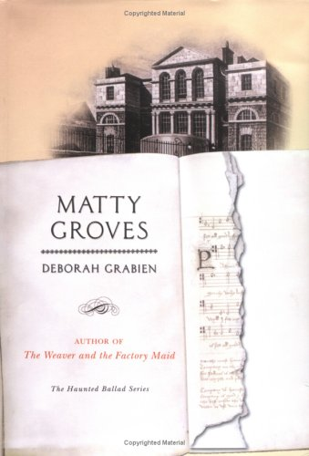 9780312333898: Matty Groves (Haunted Ballad)
