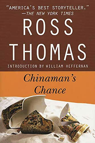 9780312334147: Chinaman's Chance