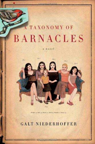9780312334833: A Taxonomy of Barnacles: A Novel