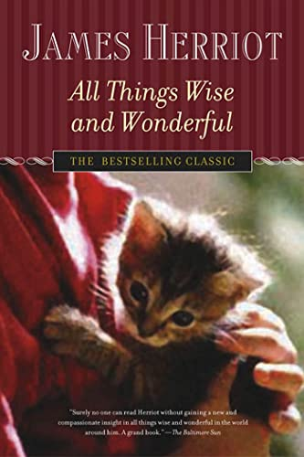 9780312335281: All Things Wise and Wonderful (All Creatures Great and Small)