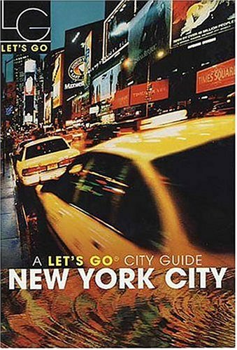 9780312335540: Let's Go New York City 15th Edition