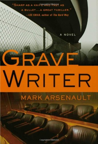 Gravewriter: Arsenault, Mark
