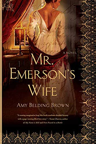 9780312336387: Mr. Emerson's Wife: A Novel