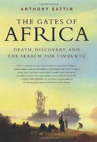 9780312336431: The Gates of Africa: Death, Discovery, and the Search for Timbuktu