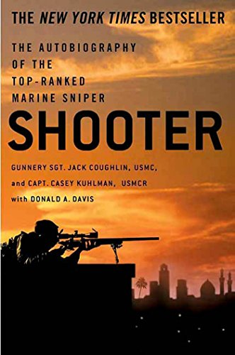 Shooter: The Autobiography of the Top-Ranked Marine: Coughlin, Jack/ Kuhlman,