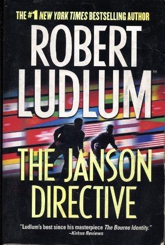 9780312337001: Janson Directive Trade Paper