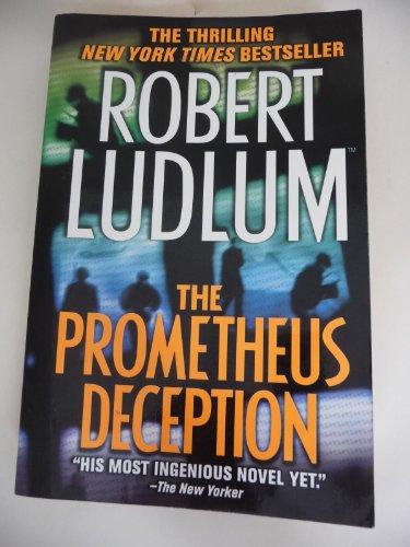 9780312337025: Prometheus Deception Trade Paper