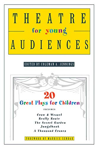 9780312337148: Theatre for Young Audiences: 20 Great Plays for Children