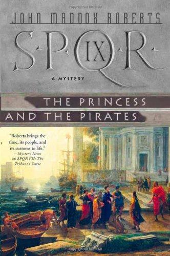9780312337230: SPQR IX: The Princess and the Pirates