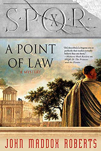 9780312337261: SPQR X: A Point of Law: A Mystery (The SPQR Roman Mysteries)