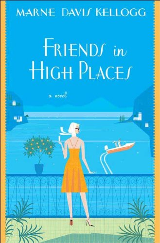 9780312337292: Friends in High Places (Kick Keswick Mysteries #4)