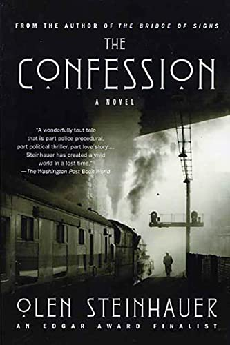 9780312338152: The Confession (Inspector Ferenc Kolyeszar)