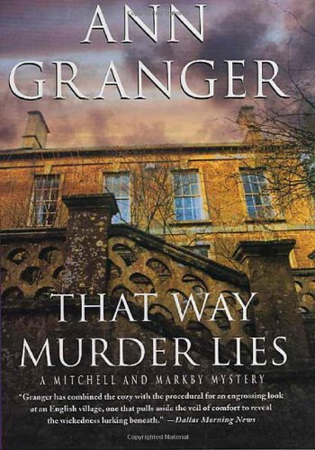 9780312338275: That Way Murder Lies: A Mitchell and Markby Mystery (Meredith and Markby Mysteries)