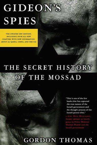9780312339135: Gideon's Spies: The Secret History of the Mossad