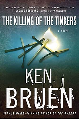 9780312339289: The Killing of the Tinkers: A Jack Taylor Novel (Jack Taylor Series)