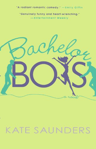 Bachelor Boys: A Novel: Kate Saunders