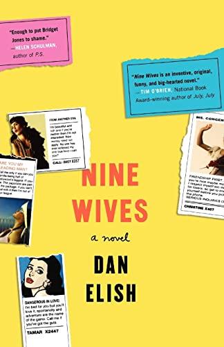 9780312339432: Nine Wives: A Novel
