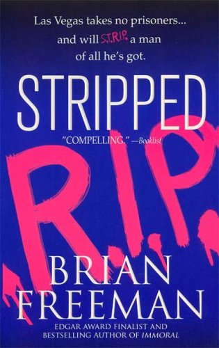 9780312340452: Stripped (Jonathan Stride)