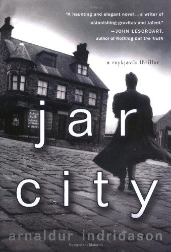 9780312340704: Jar City: A Reykjavik Thriller