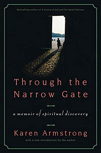 9780312340957: Through the Narrow Gate: A Memoir of Spiritual Discovery