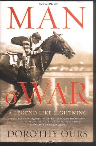 9780312340995: Man O' War: A Legend Like Lightning