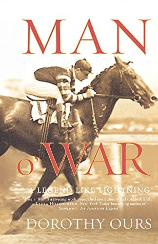 9780312341008: Man O' War: A Legend Like Lightning