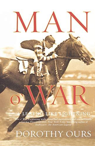 9780312341008: Man o' War