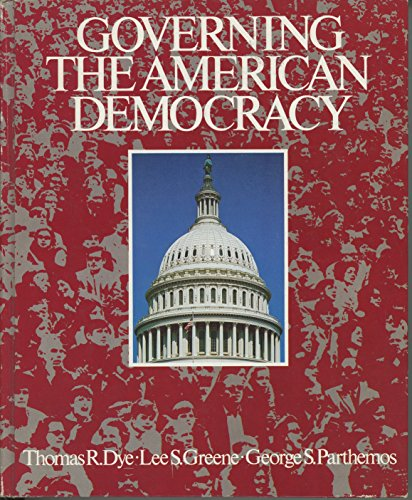 9780312341046: Governing the American Democracy