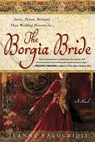 9780312341381: The Borgia Bride