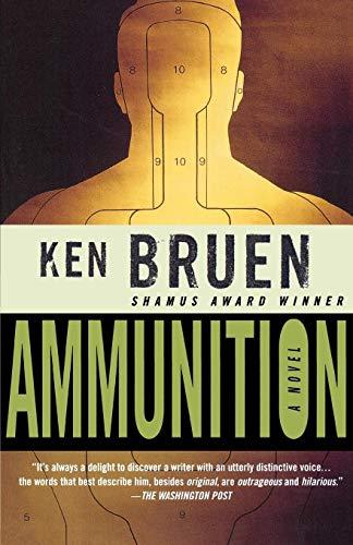 Ammunition (Inspector Brant): Bruen, Ken