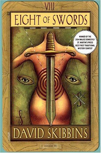 9780312341541: Eight of Swords (Tarot Card Mysteries)