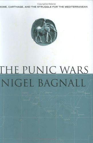 9780312342142: The Punic Wars: Rome, Carthage, and the Struggle for the Mediterranean