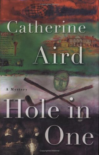 9780312342296: Hole in One: A Sloan and Crosby Mystery