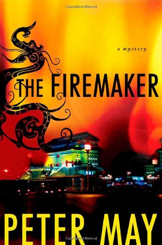 9780312342944: The Firemaker (Murder in China)