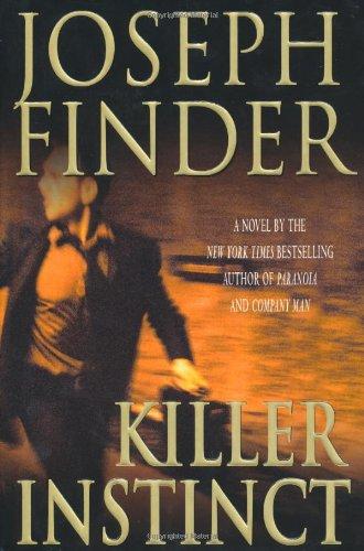 Killer Instinct: **Signed**: Finder, Joseph