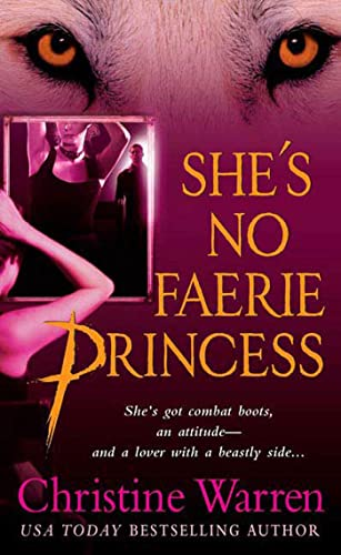 She's No Faerie Princess (A Novel of the Others) (A Paranormal Romance)