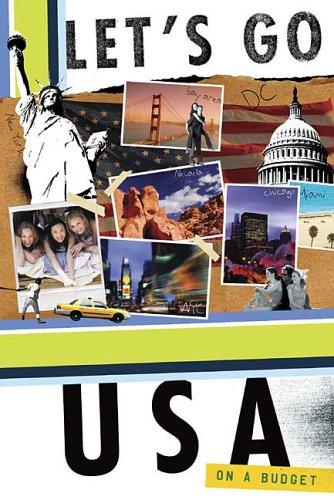 Let's Go USA 23rd Edition: Let's Go Inc.